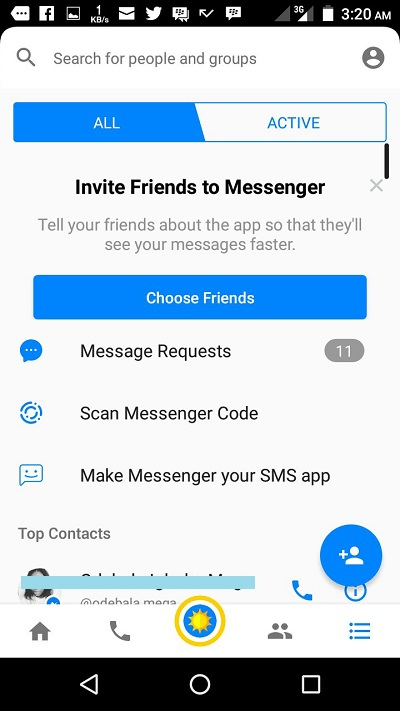 Facebook Introduce Messenger Day