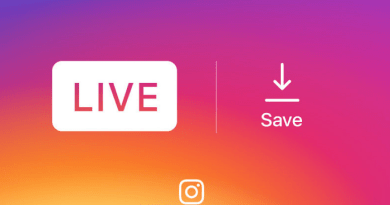 save live Instagram videos to your phone