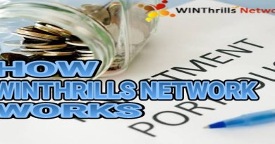 How WINThrills Network Works – Explained In 8 Simple Steps