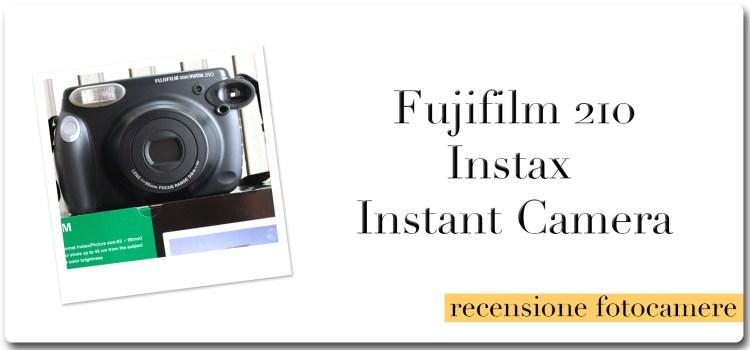 Fujifilm Instax 210 Wide Instant Camera