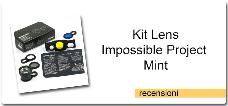 Kit Lens – Impossible Project – Mint