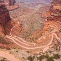 Canyonlands Nationalpark Shafer Trail