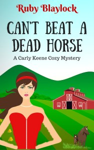can't beat a dead horse by ruby blaylock