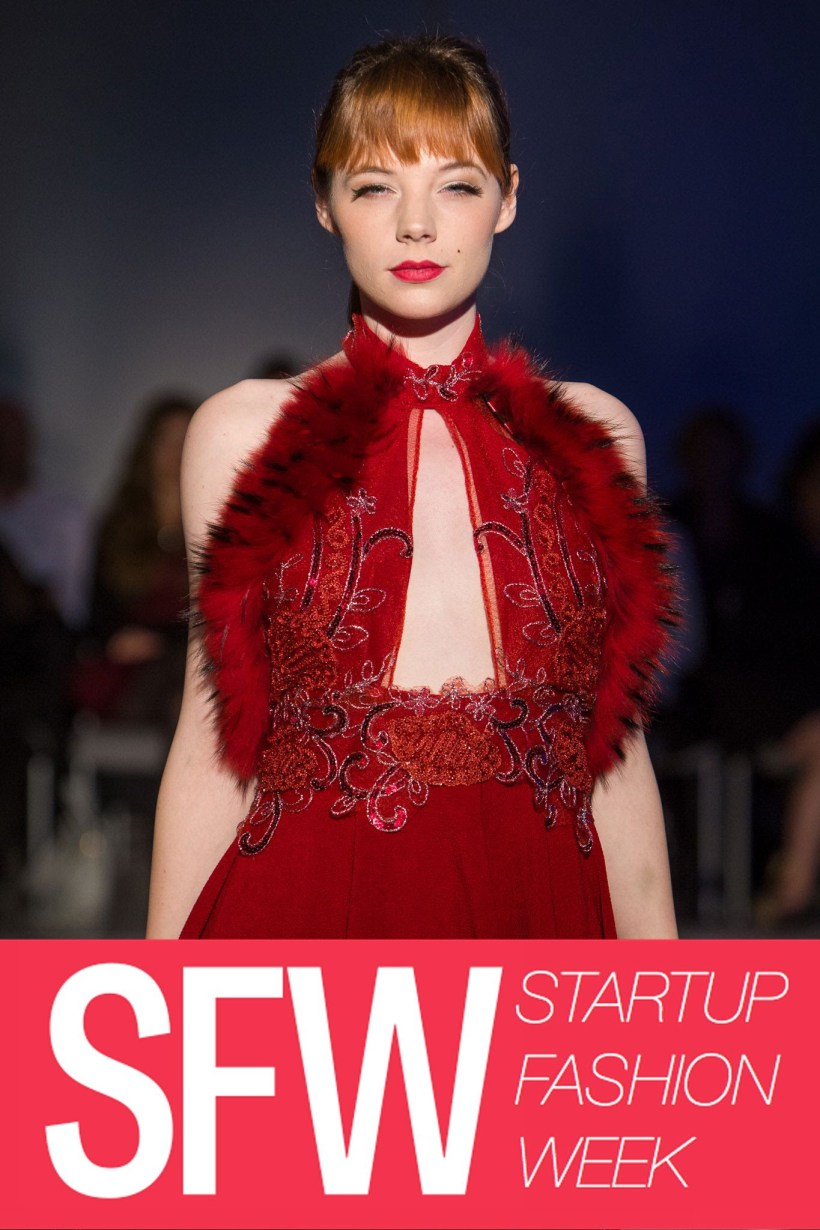 Startup Fashion Week, Designer Pepper, Fashion