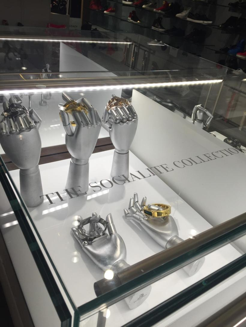 Wisewear at Saks Fifth Avenue