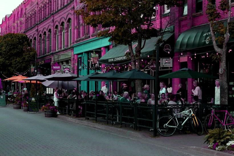 Charlottetown Victoria Row