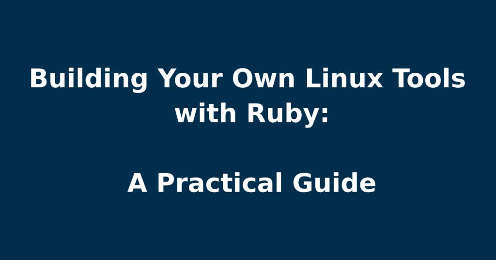 RubyGuides