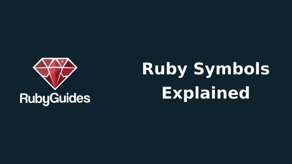 ruby symbols vs strings