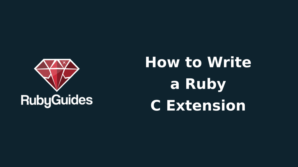 ruby c extension