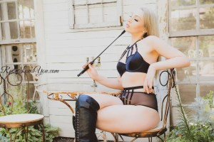 Seattle dominatrix in her leather boots and riding crop will make you obey her.