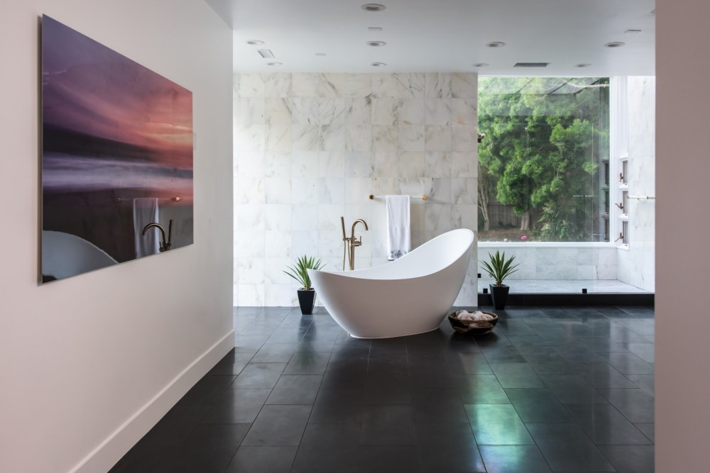Designer Barrie cites nature as a significant inspiration in his designs, especially when it comes to color.