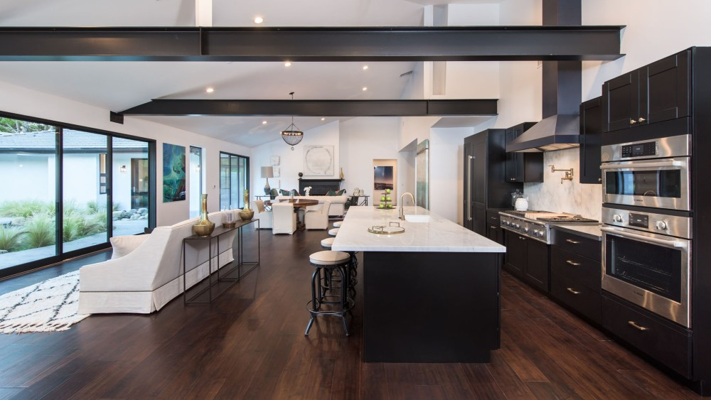 Designer Barry Livingstone -Barries experience in real estate has strengthened his knowledge of how to present homes in the best light.