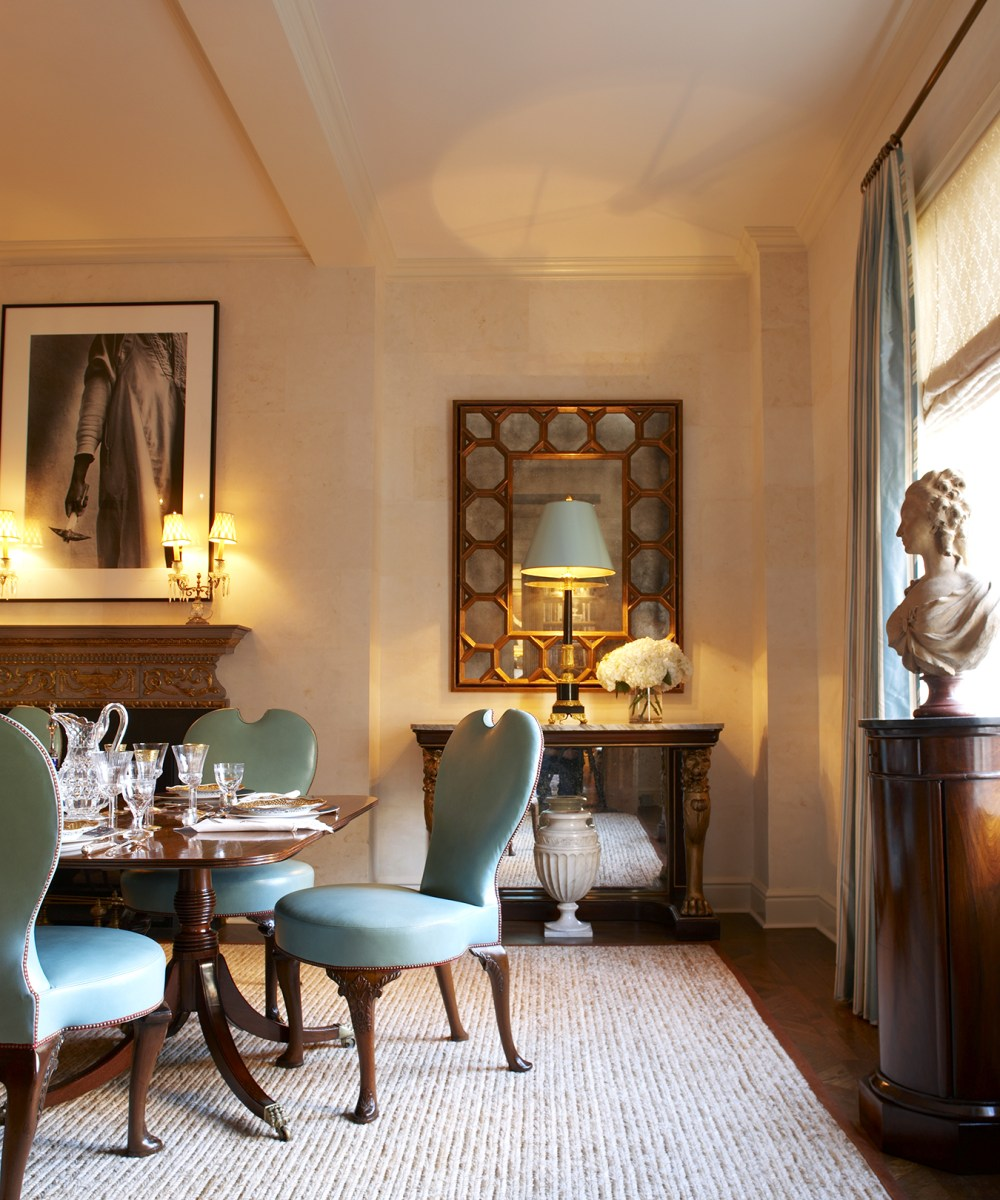 """DESIGN - Harry loves how antiques """"instantly infuse an interior with history, character, relevance and personality."""" ------ PC Cred Christopher Baker"""