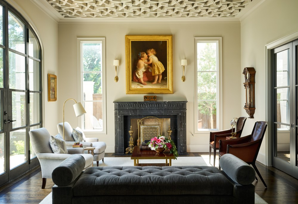 Designer Denise delivers luxury, timeless design which balance both modern and traditional elements.