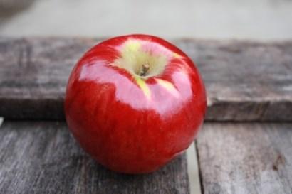 Whole apple image