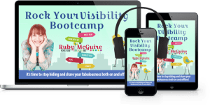 Rock Your Visibility Bootcamp