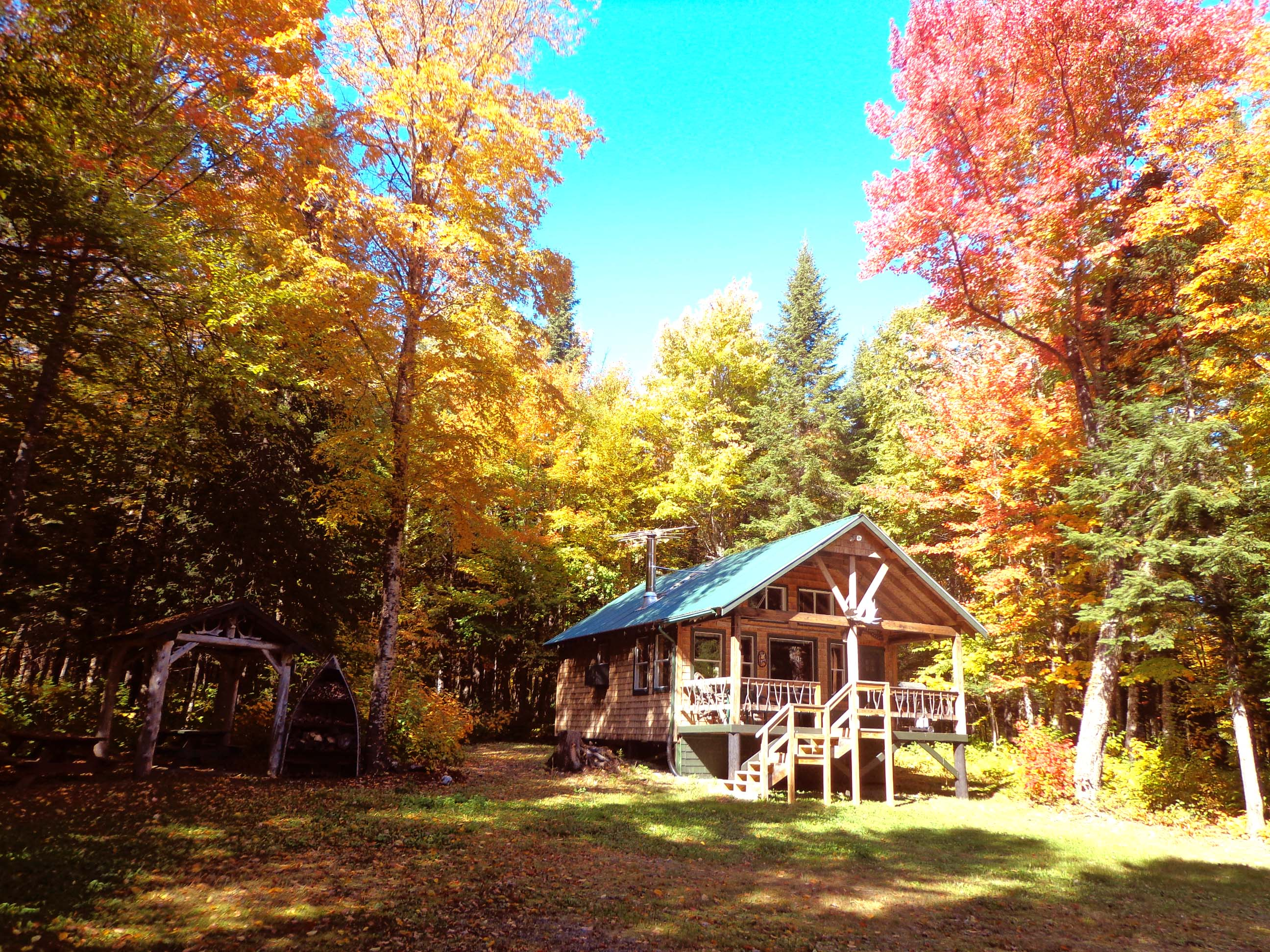 Allagash Camp