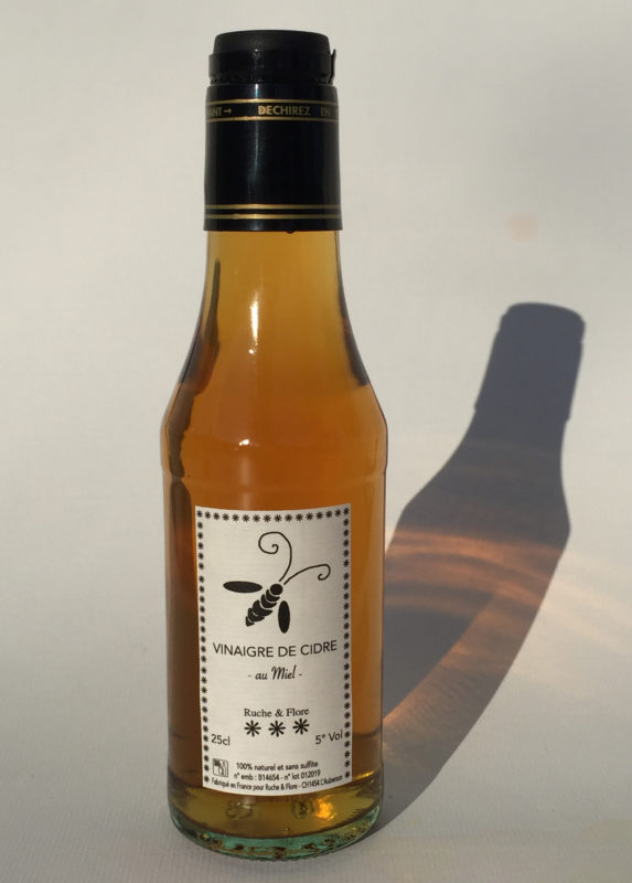vinaigre de cidre au miel-2