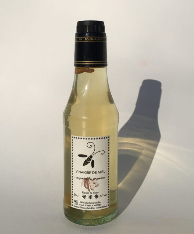 vinaigre de miel piment gingembre-4