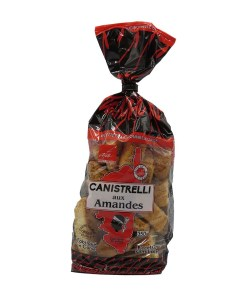 Canistrelli aux Amandes 350g 01