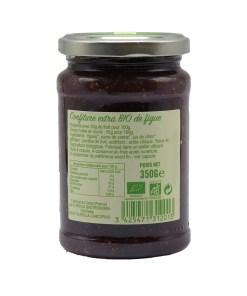confiture de figue bio corse corsica gastronomia ingredients 350g 02