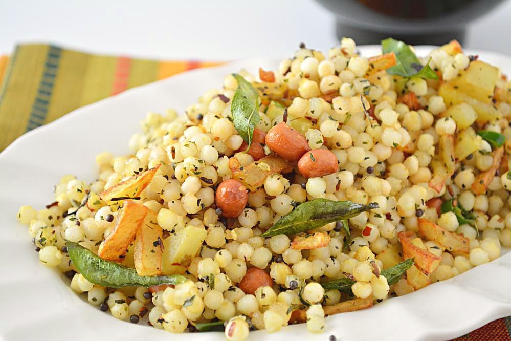 Image result for sabudana khichdi recipe