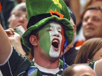 Ireland vs Scotland Rugby Match