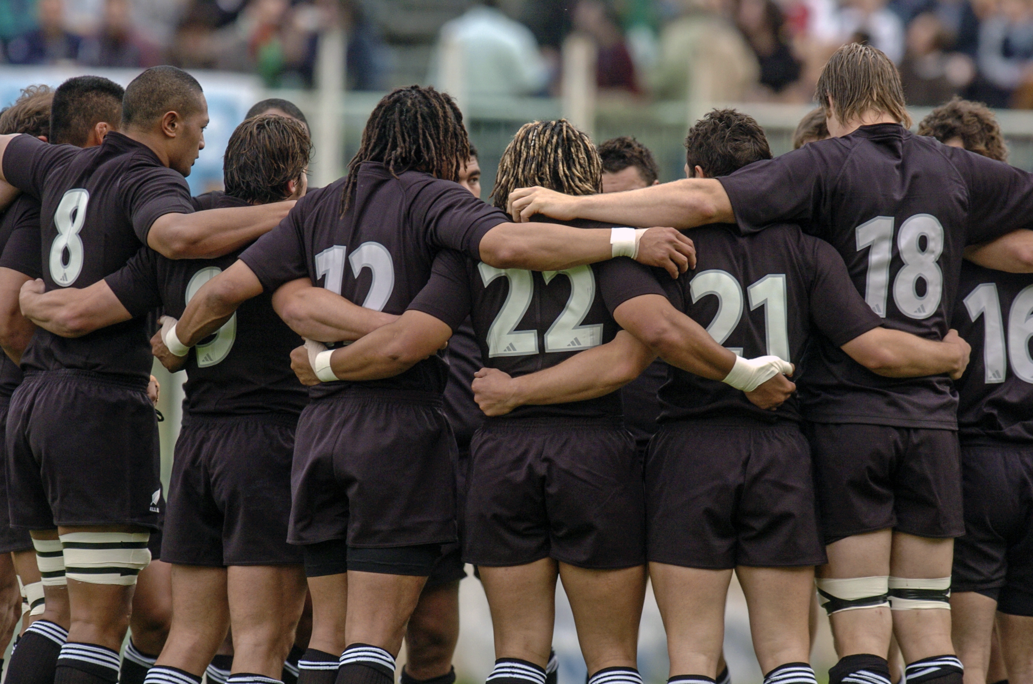 How Well Do You Remeber The Last Rugby World Cup?| All Blaacks