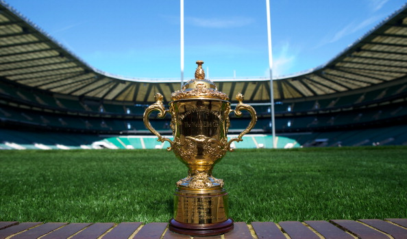 Rugby World Cup fixtures and results