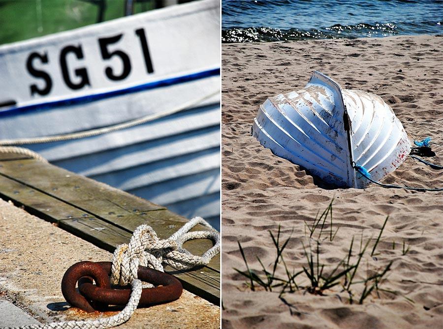 Båtar, Skåne, Sverige