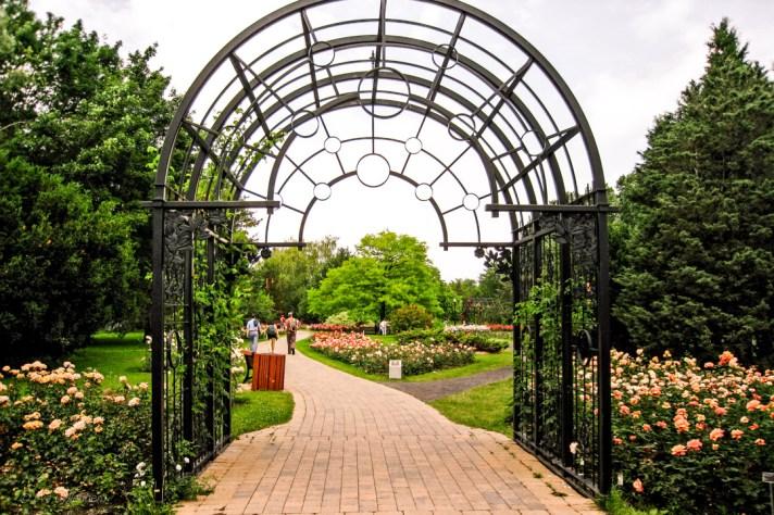Botaniska trädgården i Montréal
