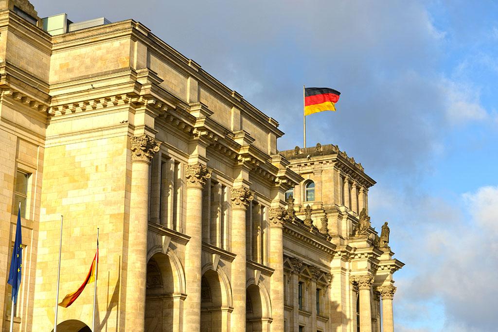 Rikshuset i Berlin