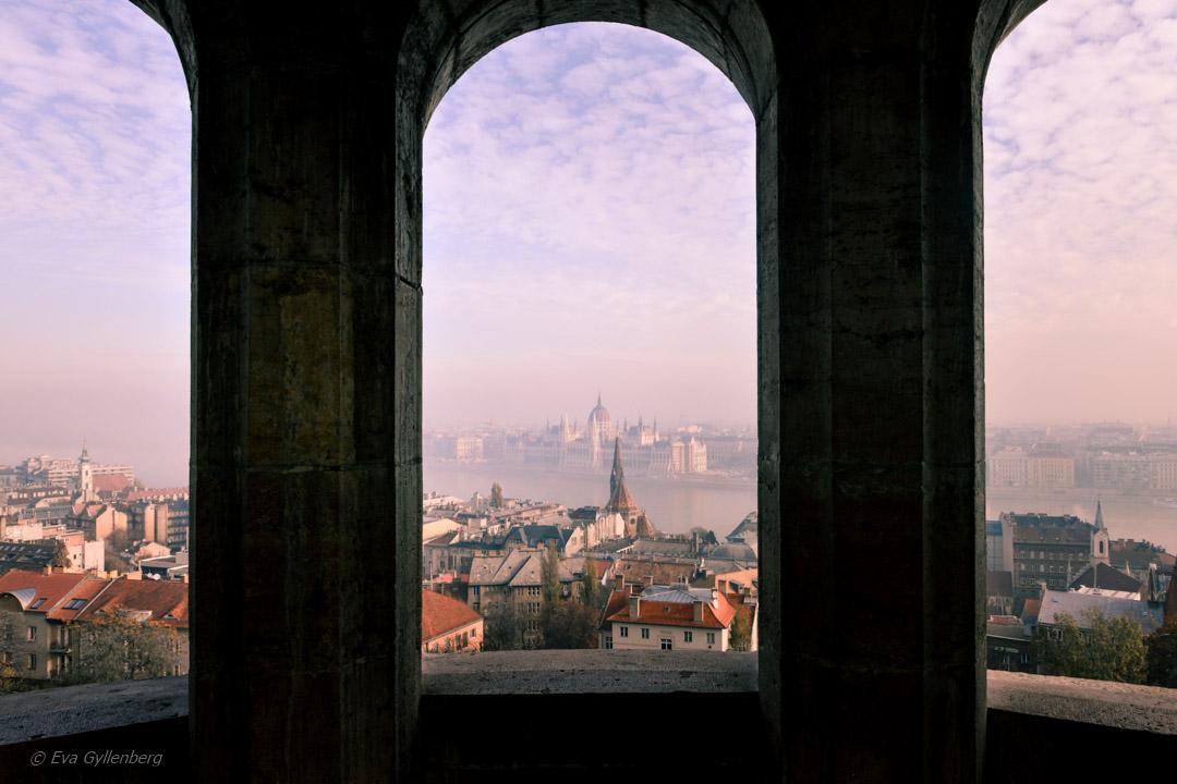 Utsikt från slottshöjden