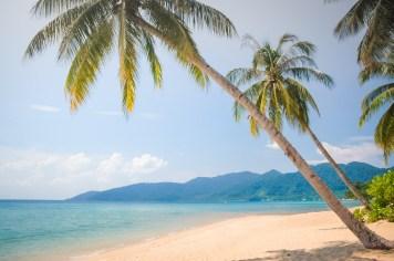Den perfekta stranden
