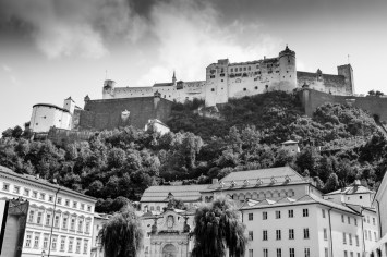 Salzburg - Österrike
