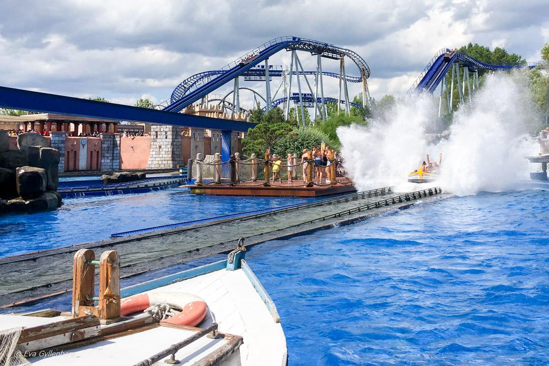 Europa park - Besök Tysklands (och Europas) bästa nöjespark!