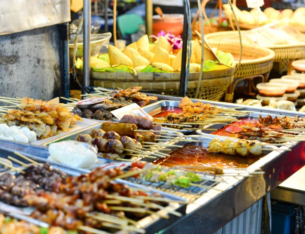 Matstånd i Thailand