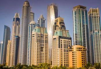 Dubai Maria Skyline - UAE
