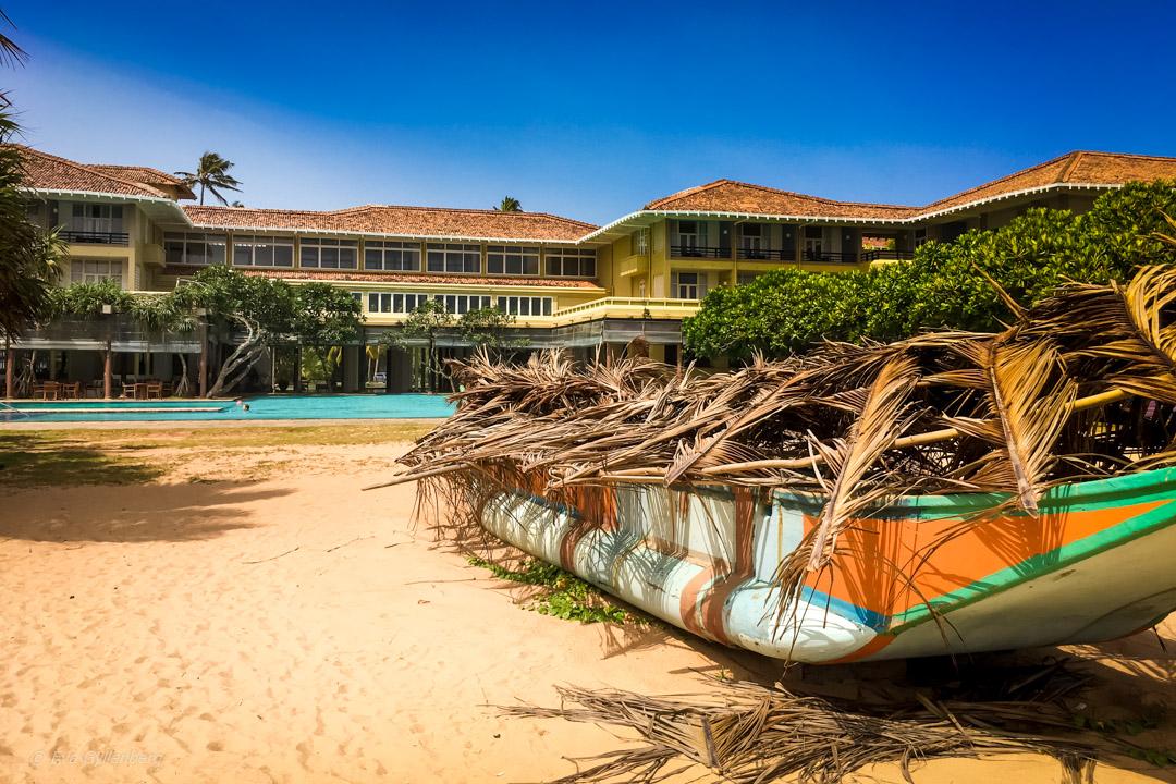 Hotellrecension: Heritance Ahungalla, Sri Lanka