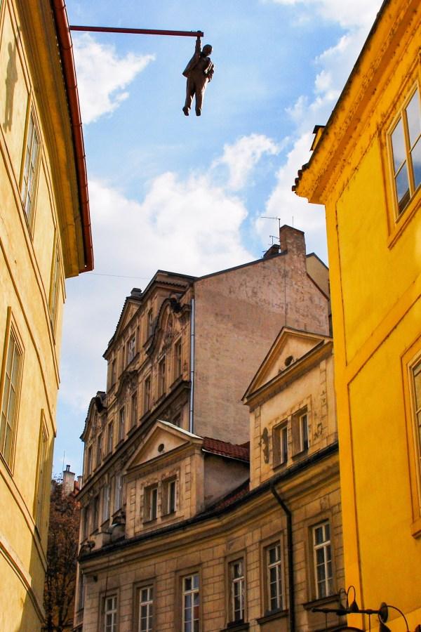 Freud-staty-Prag-Tjeckien