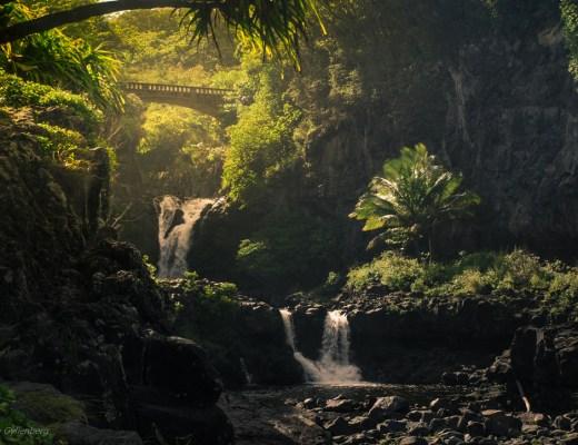 Pools of `Ohe`o - Road to Hana - Maui - Hawaii