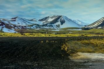 Island - Utefter södra ringvägen