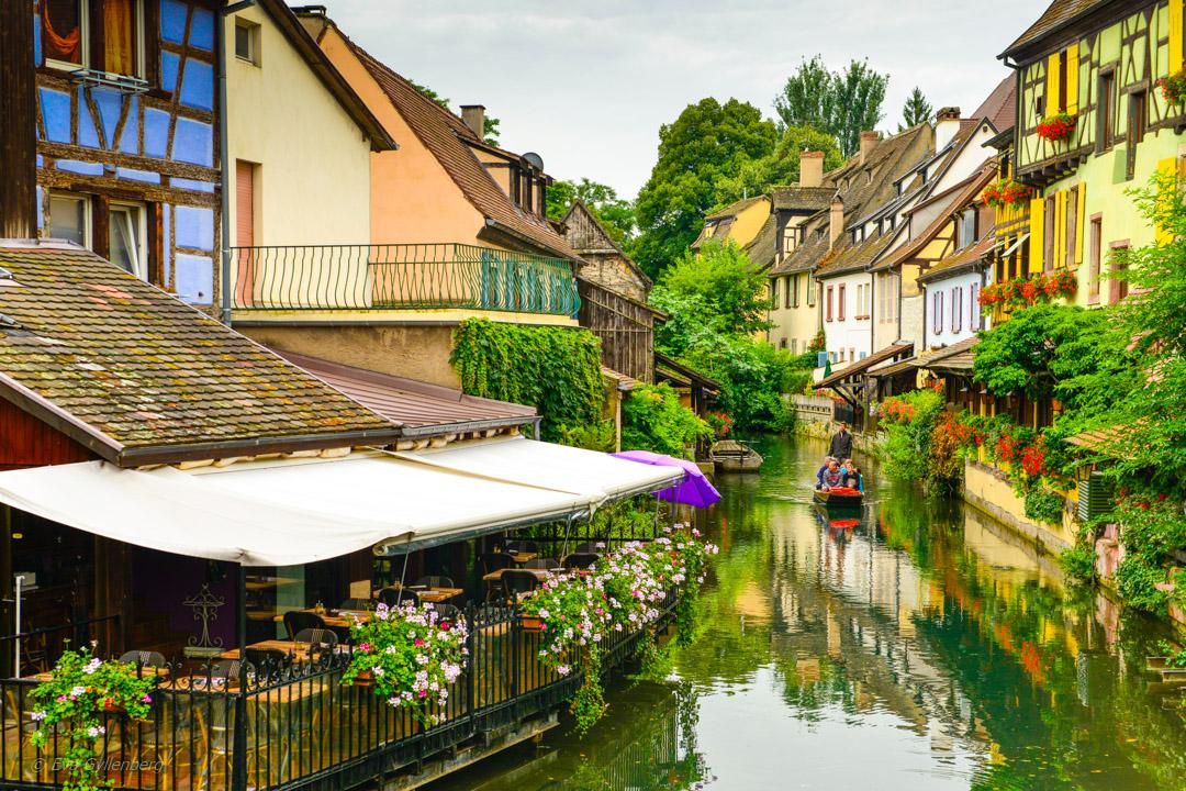 Colmar – Frankrikes gulligaste stad