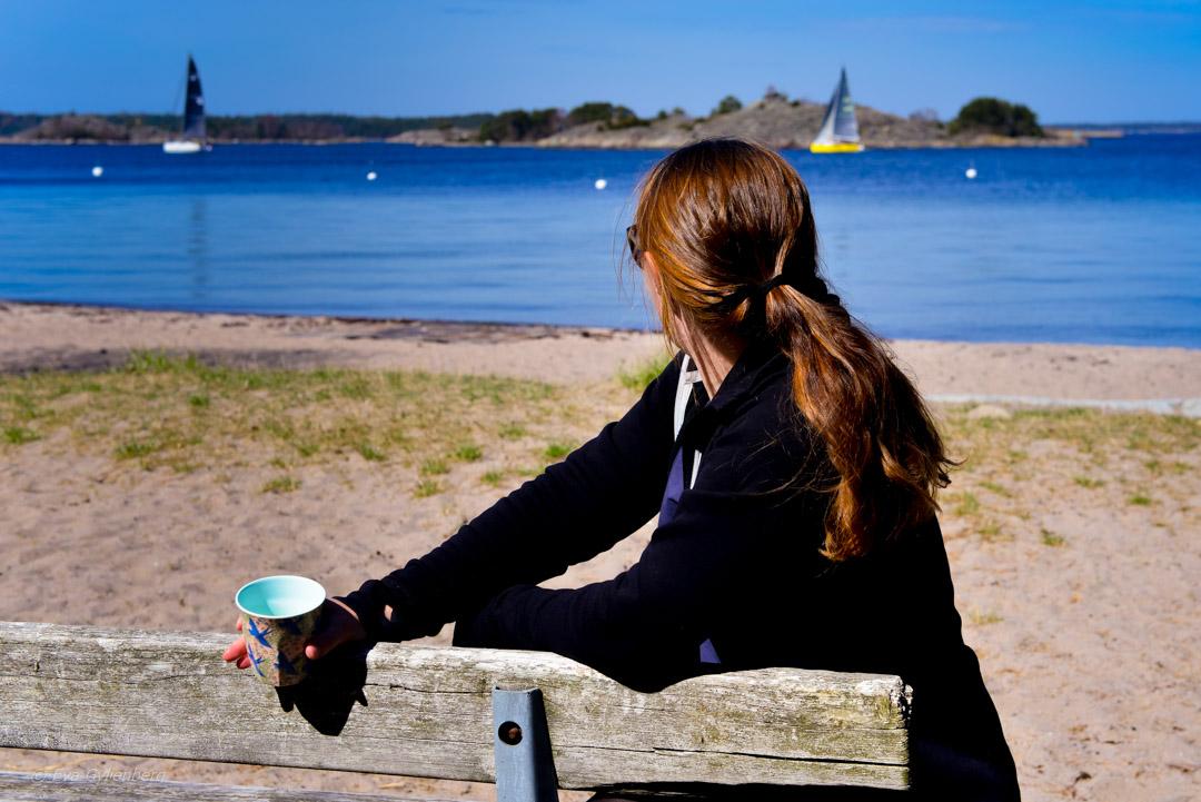Sandhamn - Fläskstranden