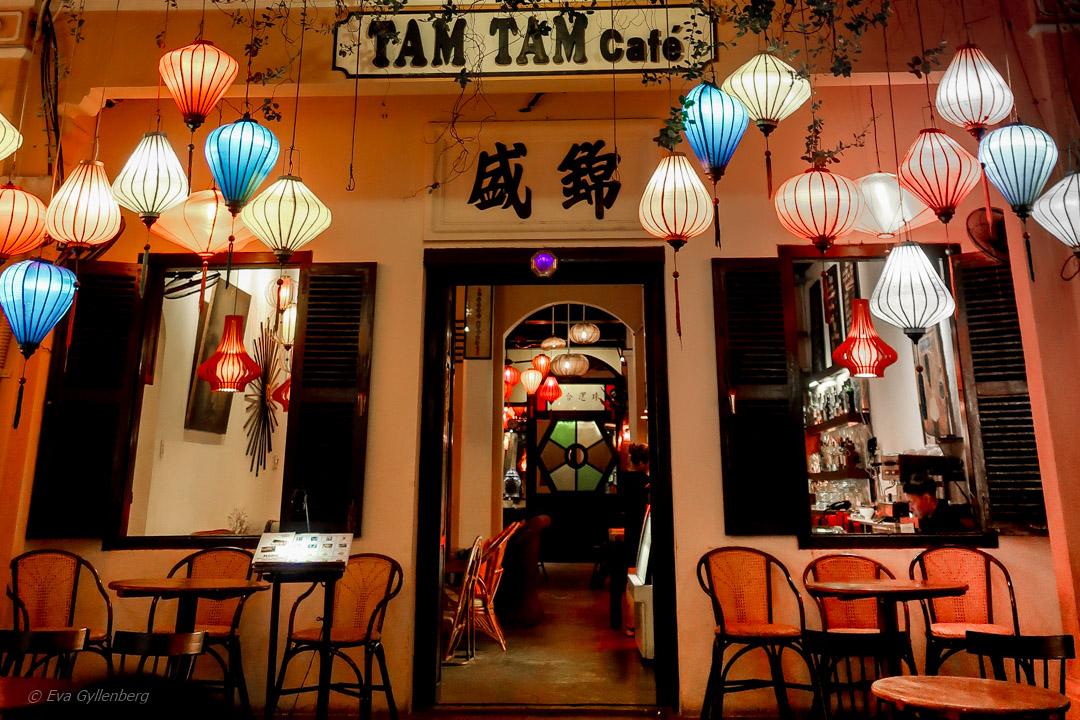 Butik i Hoi An, Vietnam