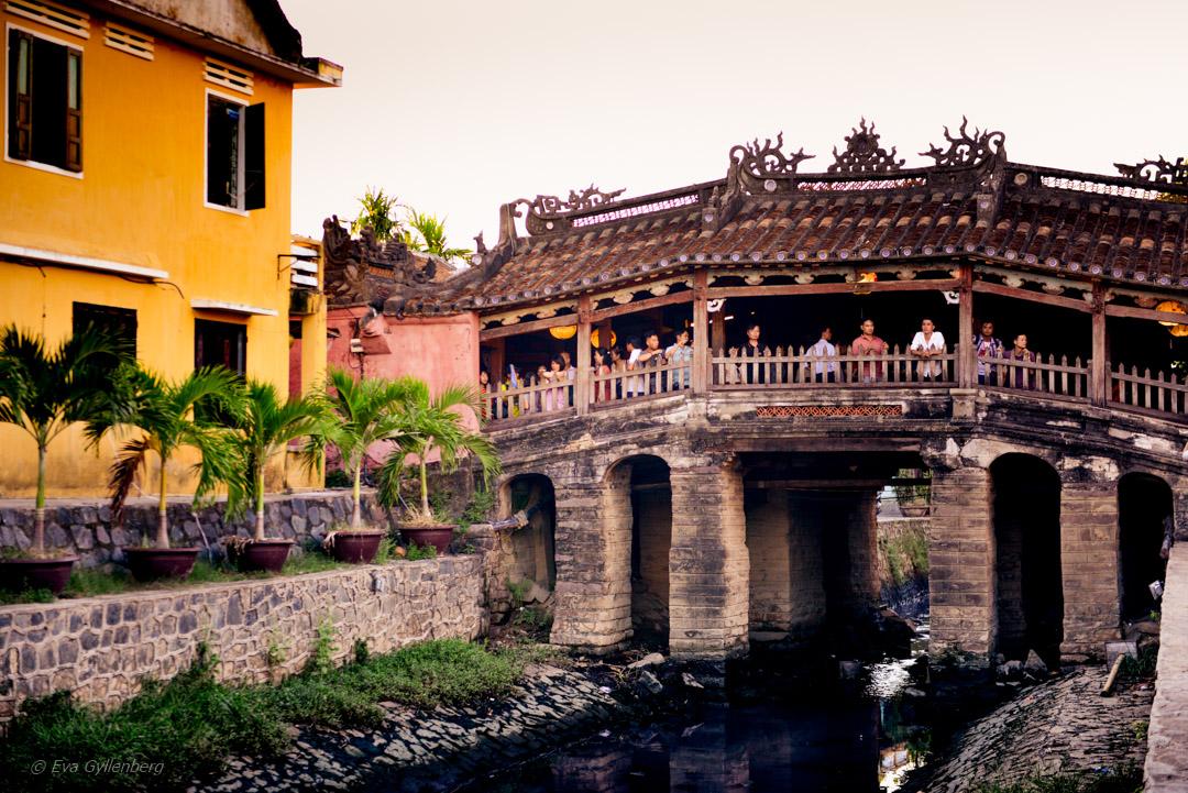 Japanska bron i Hoi An
