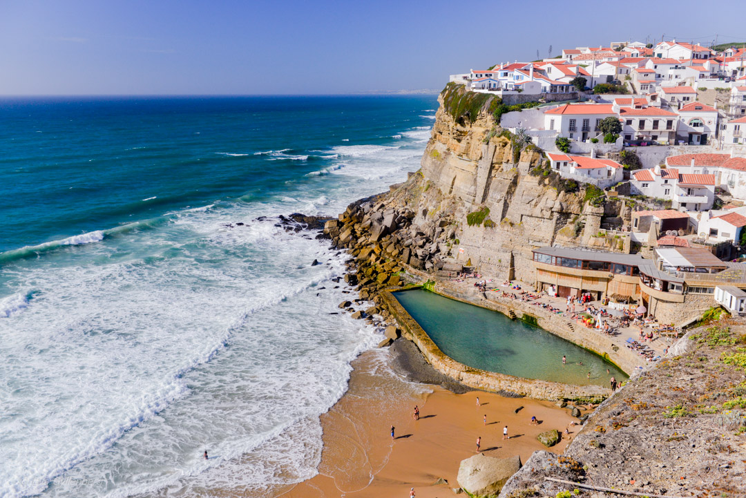 Azenhas Do Mar - Portugal