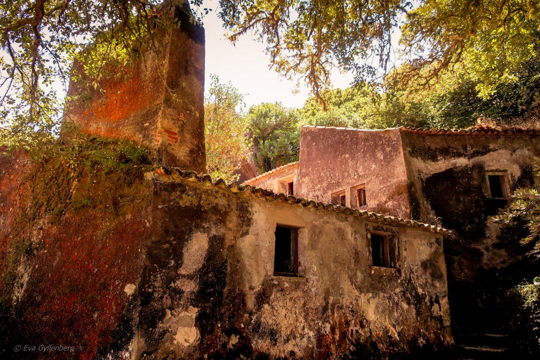 Convento dos Capuchos – Det övergivna klostret