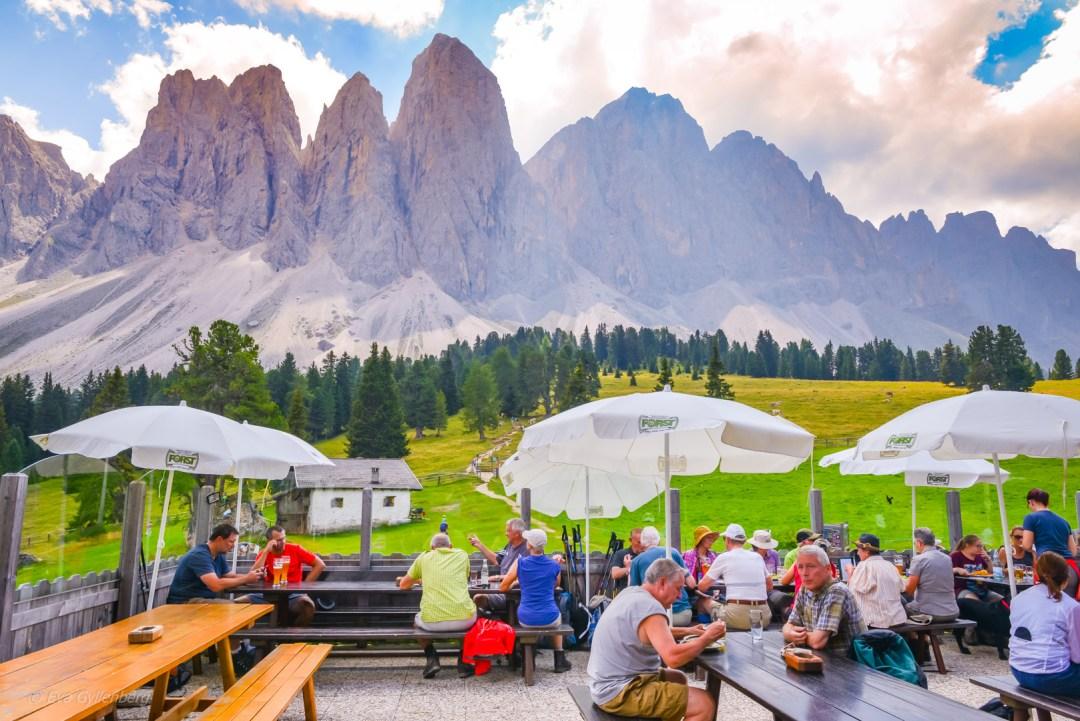 Val Di Funes - Dolomiterna