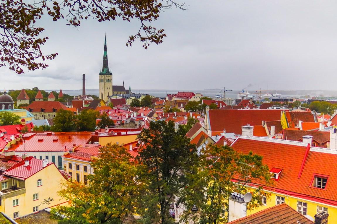 Tallinn utsiktsplats